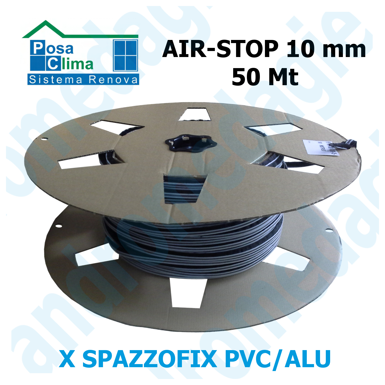 AIR-STOP 10MMx50MT BOBINA