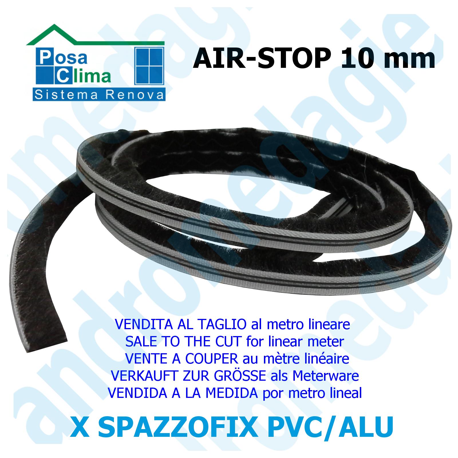 AIR-STOP 10MM TAGLIATO SU MISURA