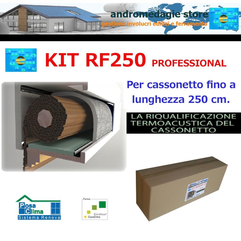 RF250 PROFESSIONAL KIT RENOVA SYSTEM