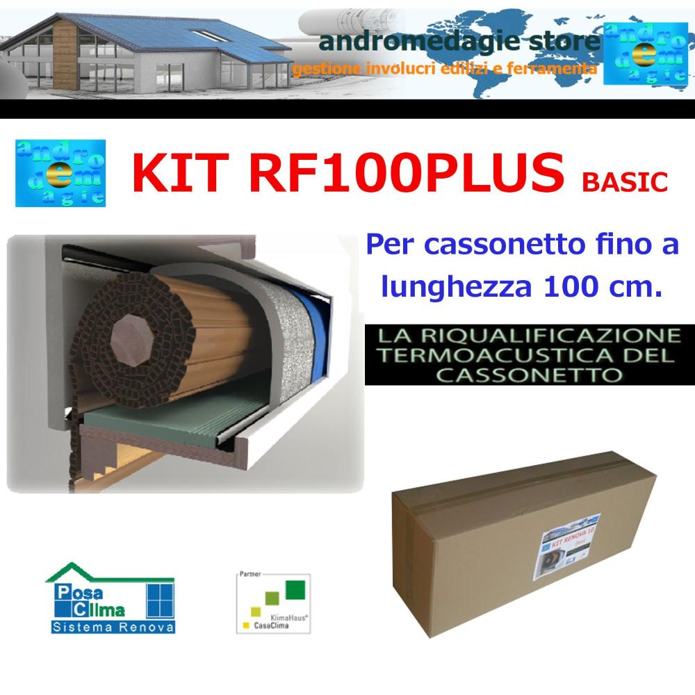 RF100PLUS BASIC KIT RENOVA SYSTEM