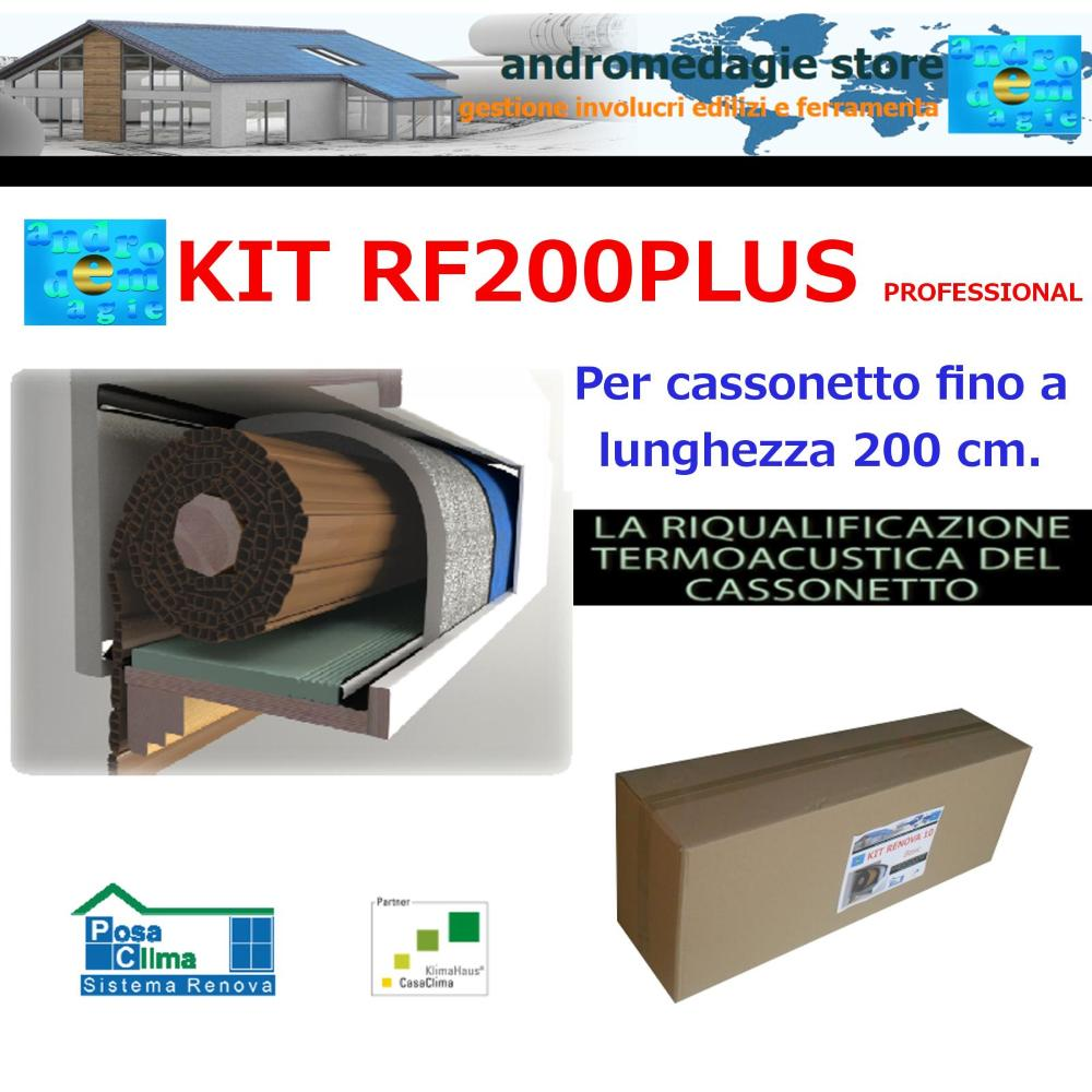 RF200PLUS PROFESSIONAL KIT RENOVA SYSTEM