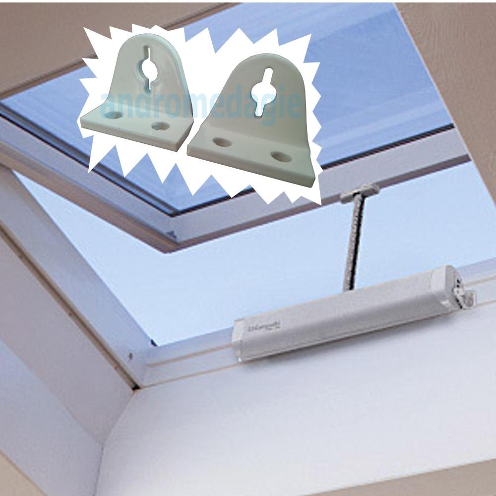 SUPPORT BRACKETS FOR DORMER WINDOW 1 PAIR