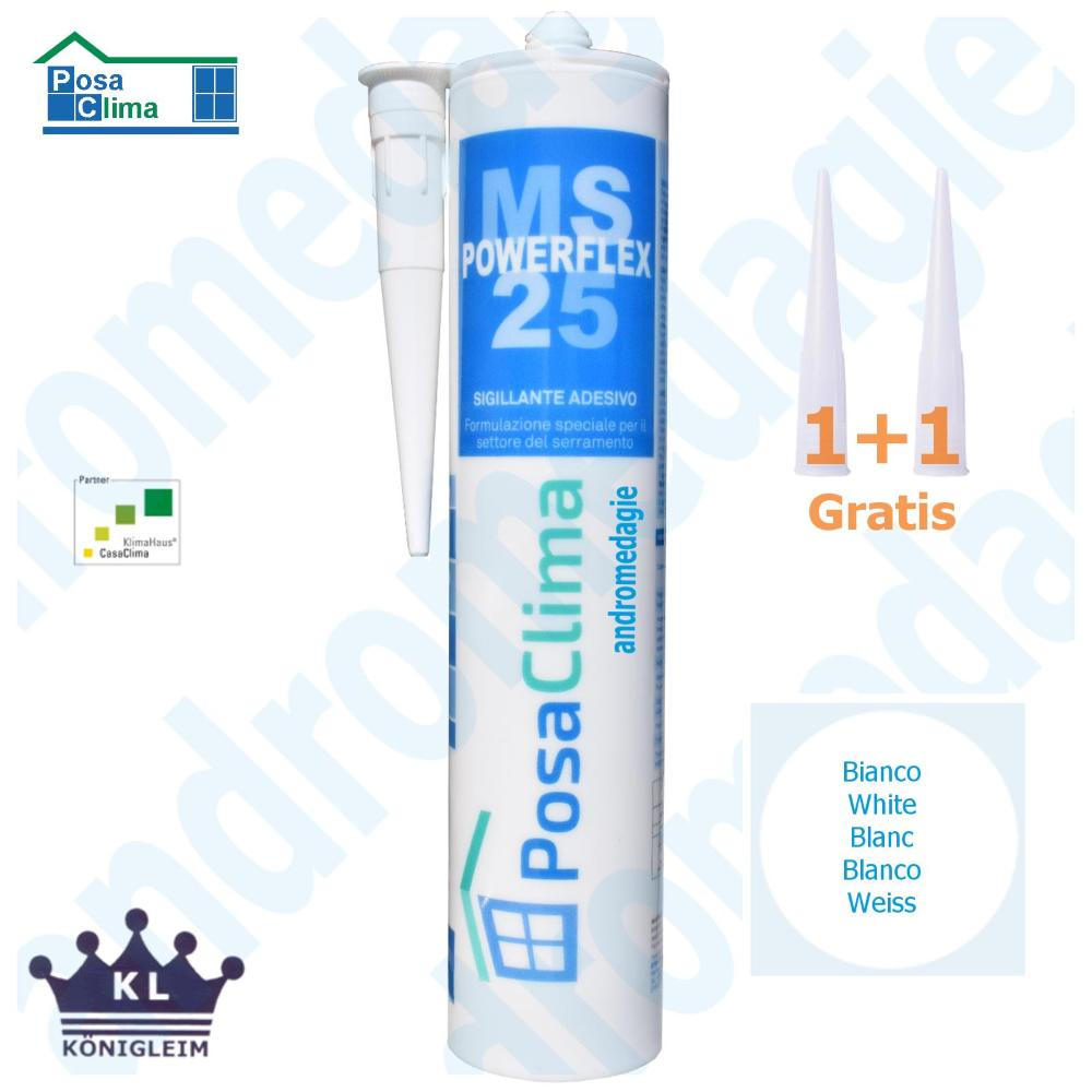 MS POLYMERE HANNO 290ML BLANC