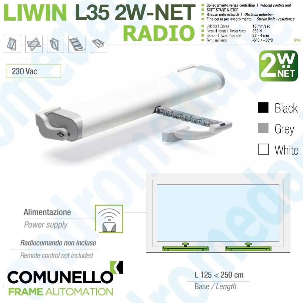 LIWIN 2W-NET 350N 230V RADIO