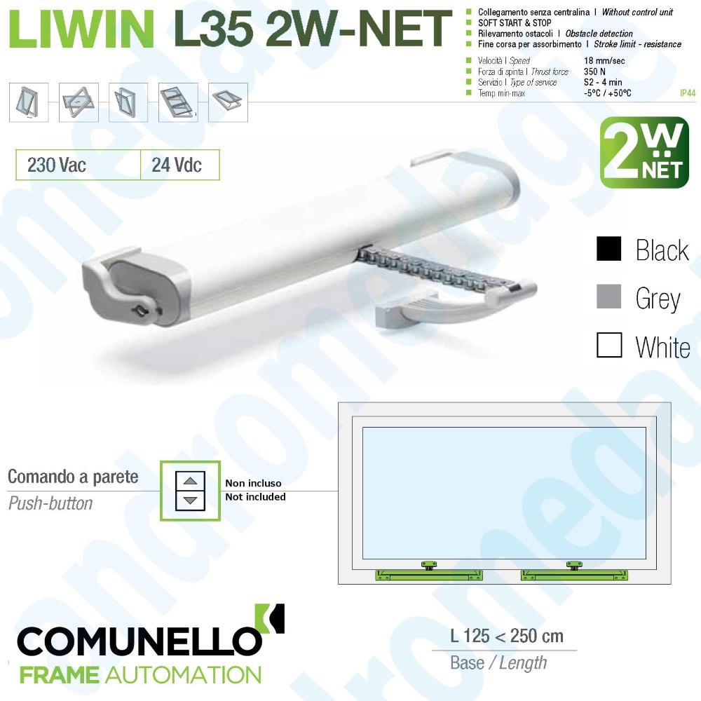 LIWIN 2W-NET 350N