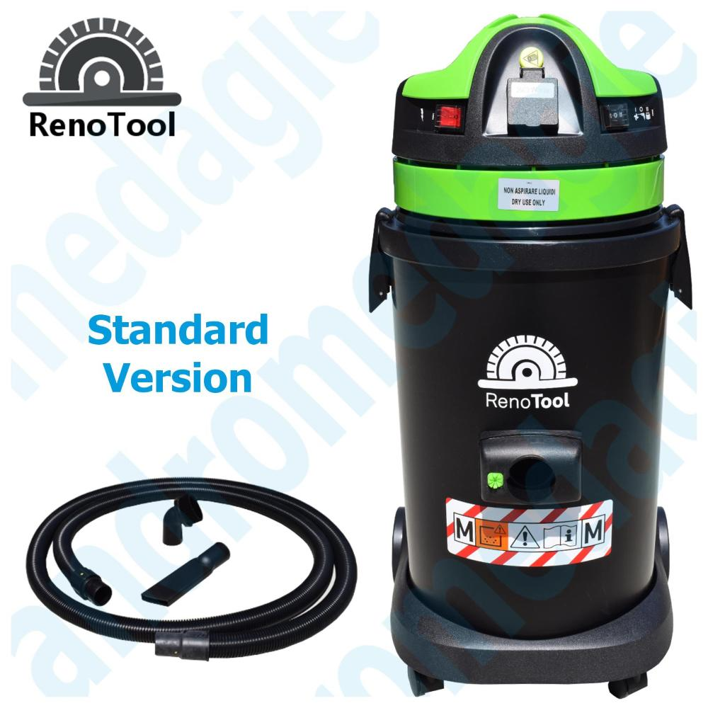 RENOVA VACUUM CLEANER COMPLETE WITH 40MM TUBE