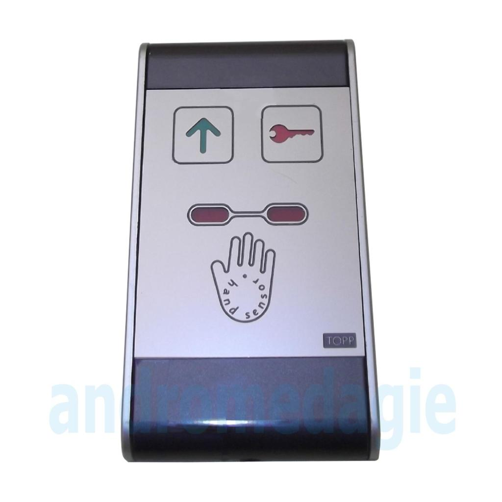 HS2 TOUCH BUTTON MARKED LOCK ACTIVATION