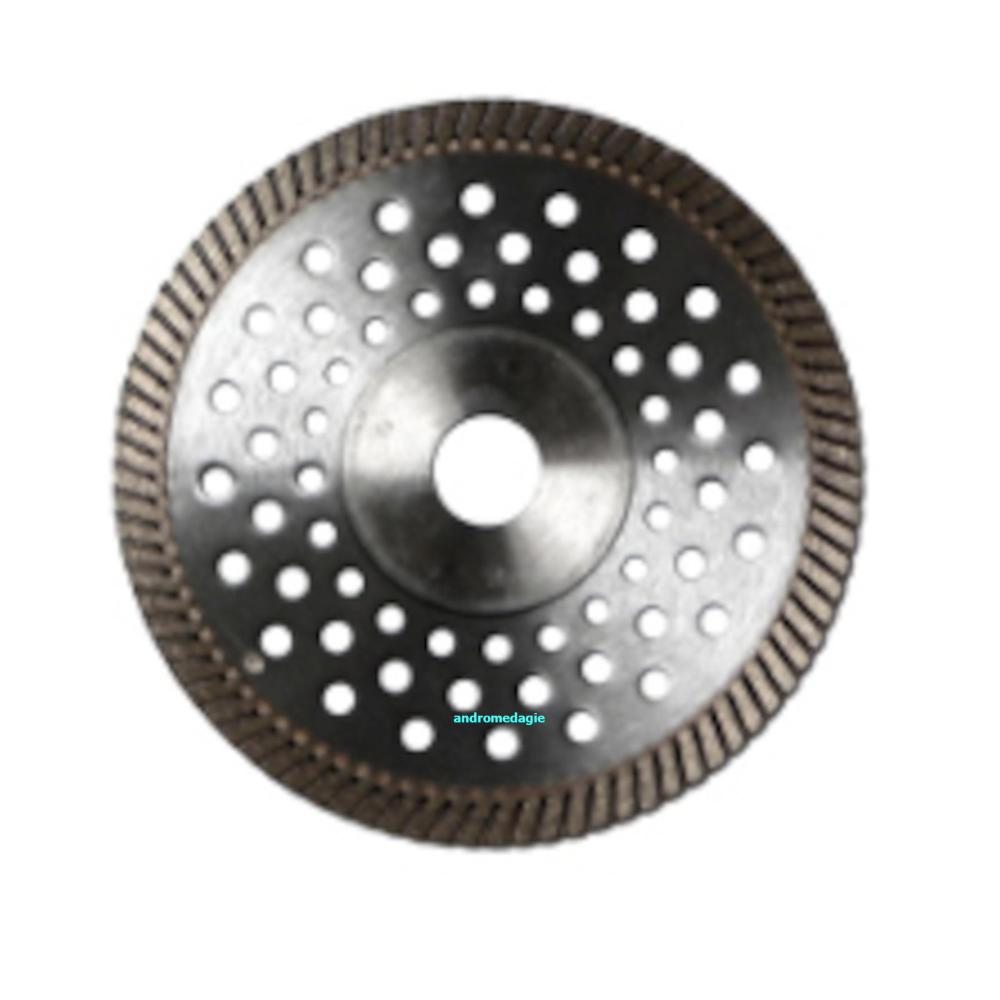 DIAMOND DISC FOR GRANITE CUTTING FOR MARMOCUT CHANNEL